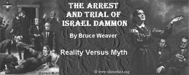 The Arrest and Trial of Israel Dammon
